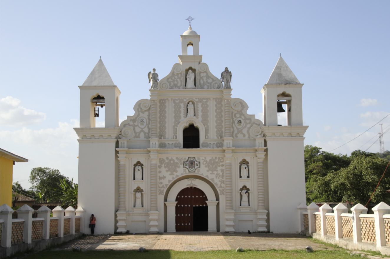 Kirche Honduras