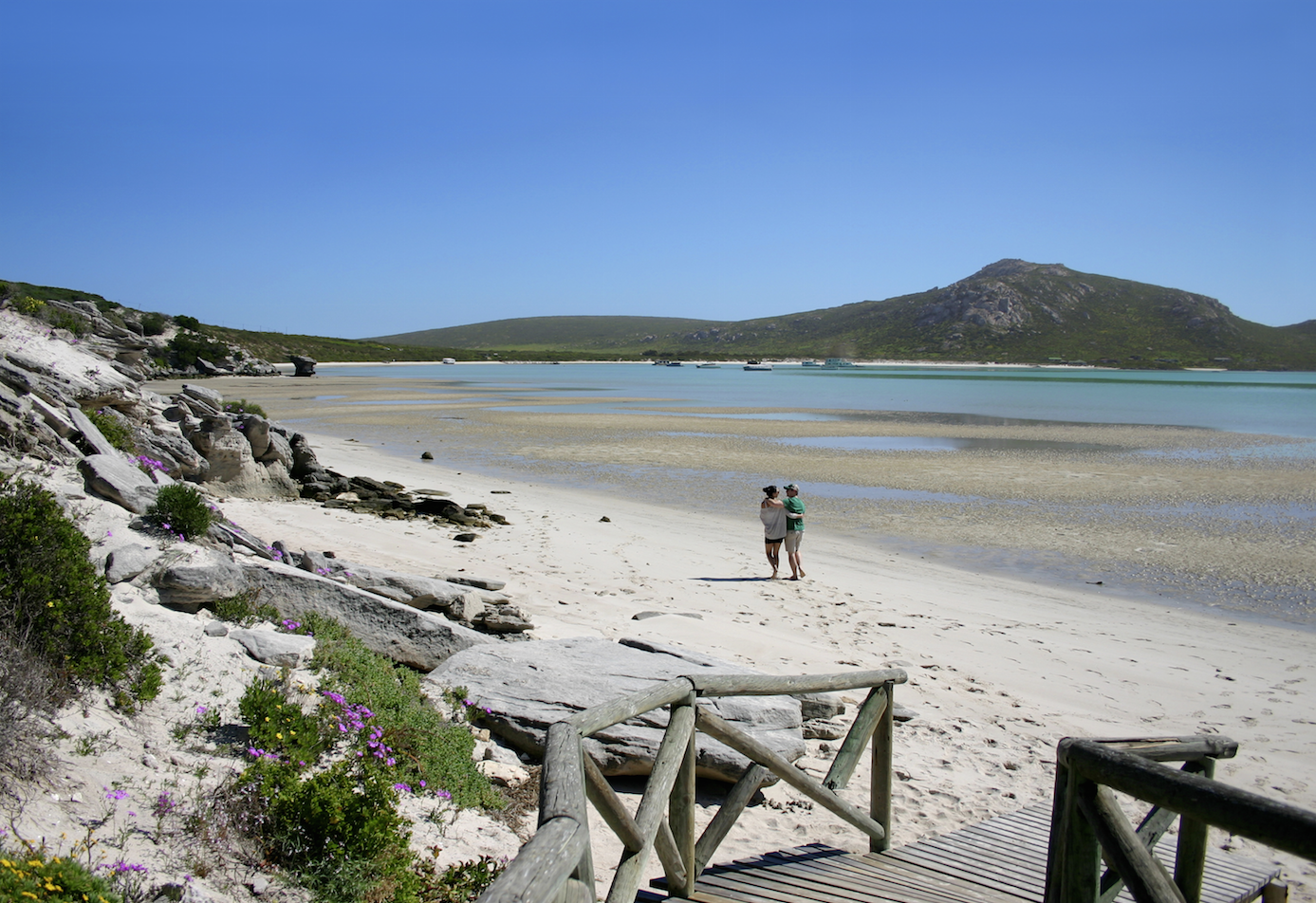 West Coast NP Langebaan Lagune