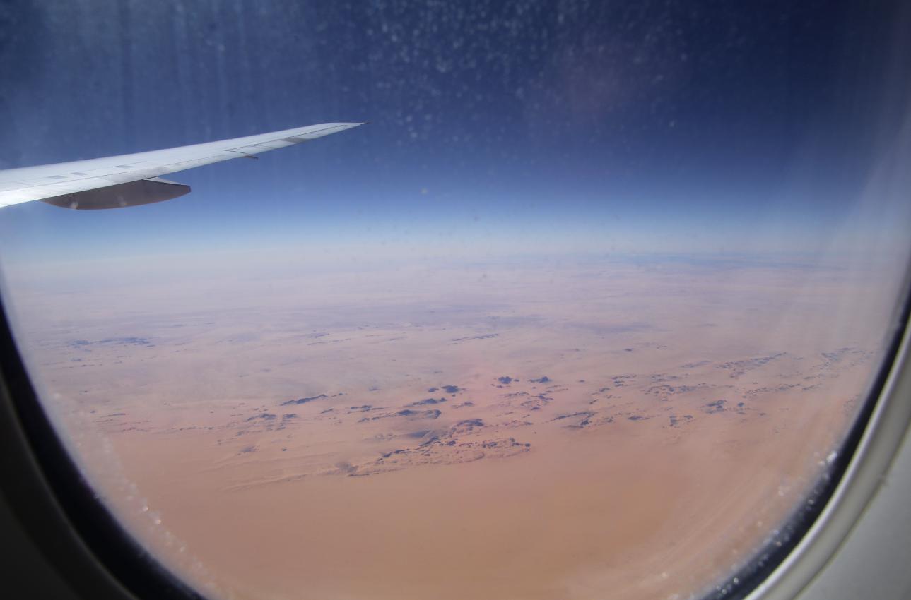Fliegen Afrika