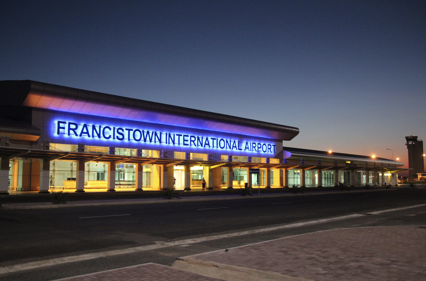 Airport_Francistown