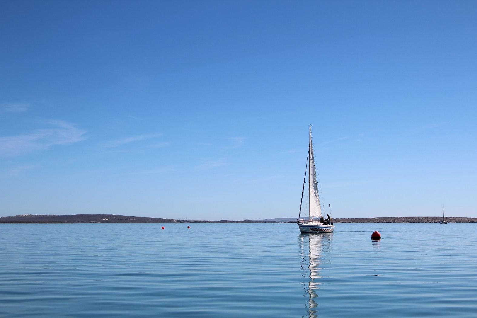 Segelboot Boot