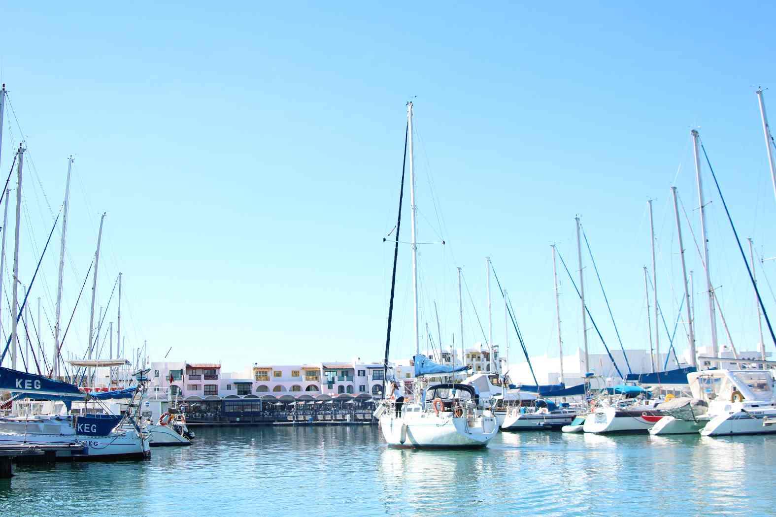 Mykonos Hafen