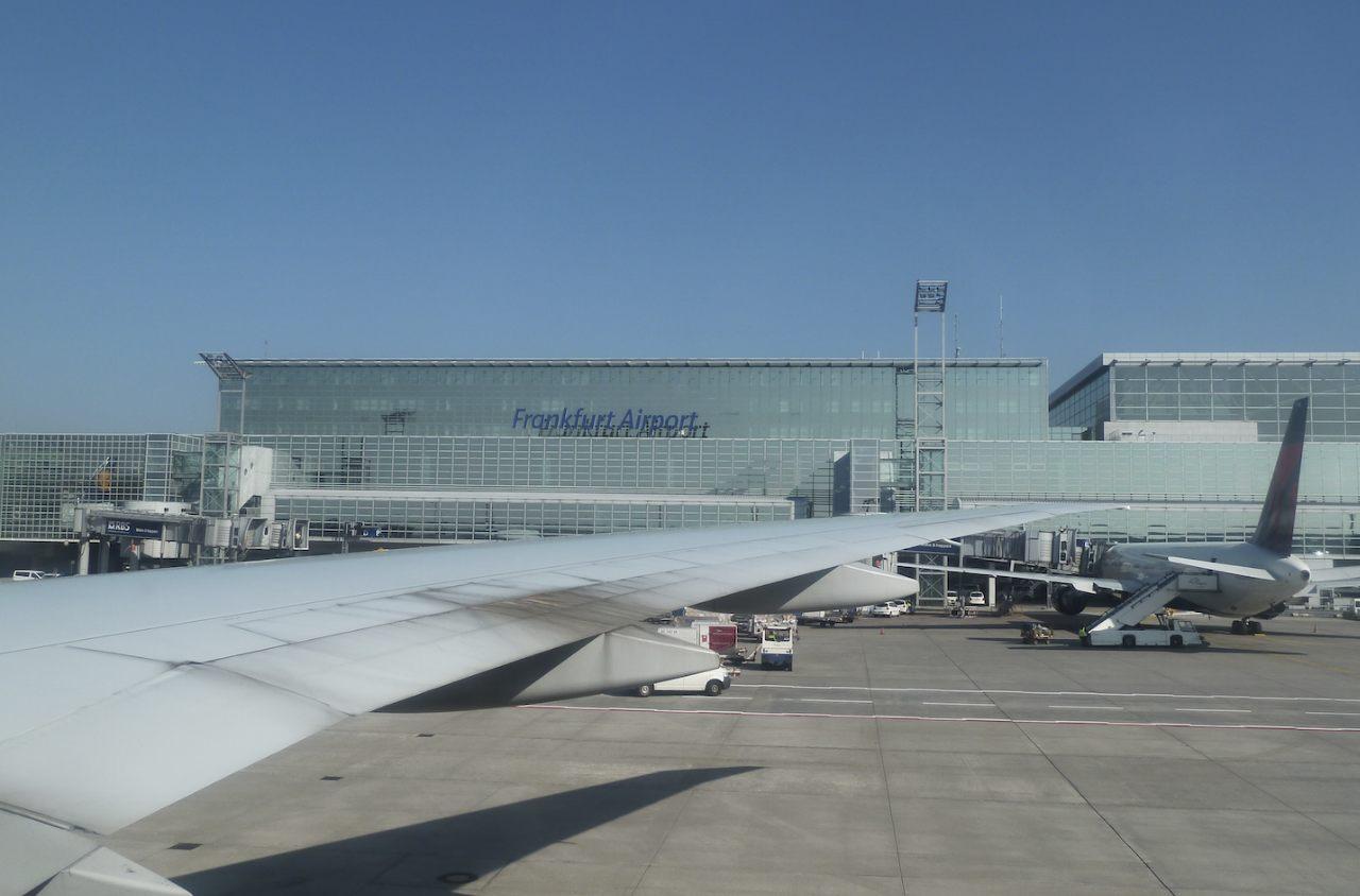 Frankfurt Flughafen NEU