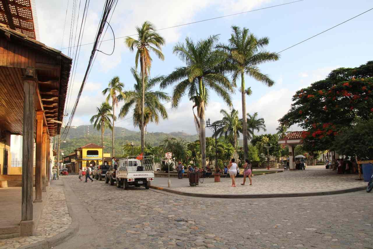 Honduras Copan Ruinas