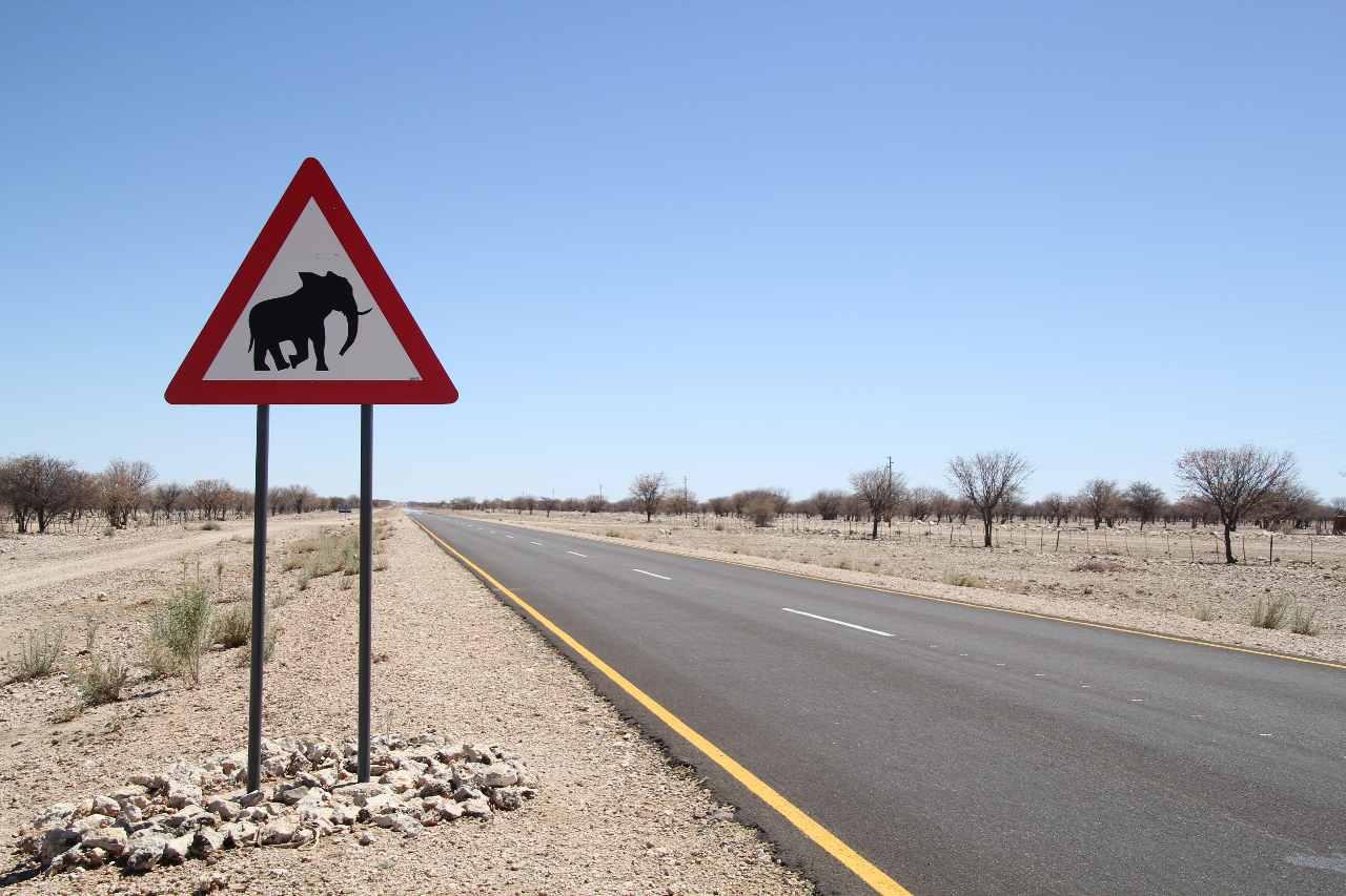 Road Sign Straßenschild