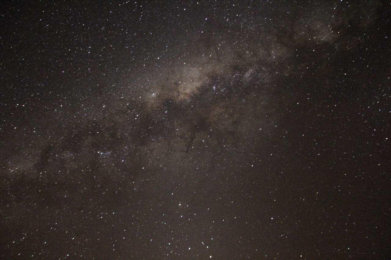 SALT Milky Way Milchstraße Sterne