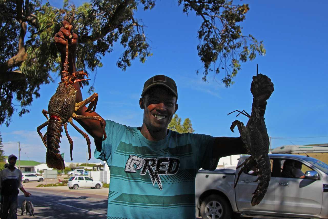 Lobster, Fischer, Paternoster